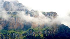 Viento fuerte en Ampurdán, este de Baleares y Canarias