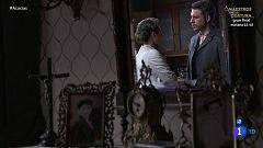 Acacias 38 - Telmo pregunta a Lucía si Mateo es su hijo