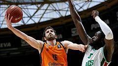 Baloncesto - Eurocup Playoff Semifinal 1º partido: Valencia Basket - Unics Kazán