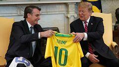 Trump designa a Brasil aliado militar preferente