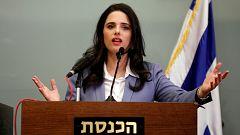 'Fascismo', el anuncio de la reforma judicial de la ministra de Justicia israelí