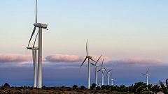 Viento fuerte en amplias zonas de la península, Baleares y Canarias