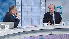 Los desayunos de TVE - Ángel Gabilondo, portavoz del PSOE en la Asamblea de Madrid y candidato
