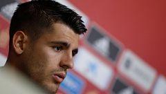 """Morata: """"El Cholo es el Atlético"""""""
