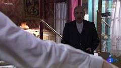Ramón pide a Emilio que no venda alcohol a Felipe