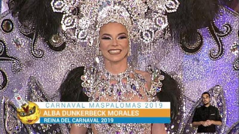 Gala de la Reina del Carnaval de Maspalomas - 17/03/2019