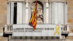 Torra acatará la recomendación del Defensor del Pueblo catalán pero no da la orden de retirar los lazos