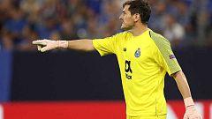 """Iker Casillas: """"Tenía ilusión y ganas por acabar mi carrera en el Oporto"""""""