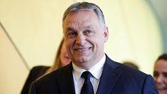 El Partido Popular Europeo suspende al partido del primer ministro húngaro, Viktor Orban