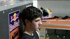Jorge Prado, un campeón adolescente