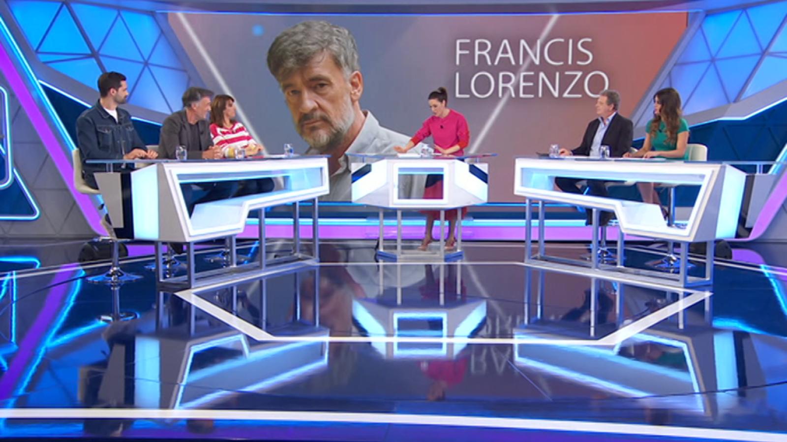 Lo siguiente - Francis Lorenzo - 20/03/19 - ver ahora