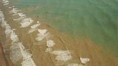 Barlovento - Desembocaduras: delta del Ebro