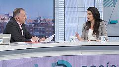 Los desayunos de TVE - Rocío Monasterio, presidenta de VOX en la Comunidad de Madrid