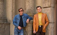 Corazón - Brad Pitt y Leonardo DiCaprio, juntos en la nueva película de Tarantino