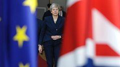 Bruselas estudia la fecha de una posible prórroga corta del 'Brexit'