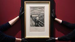 'El grito' de Munch en realidad se tapa los oídos