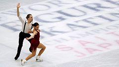 Patinaje Artístico - Campeonato del Mundo Programa Corto Danza