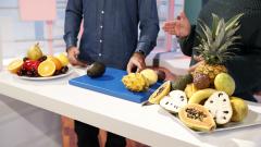Las frutas tropicales