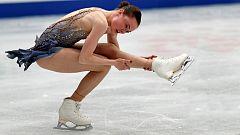 Patinaje Artístico - Campeonato del Mundo Programa Libre Femenino