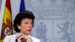 Reacciones a la decisión de Torra de retirar los lazos y símbolos independentistas