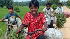 El derecho al agua en Camboya