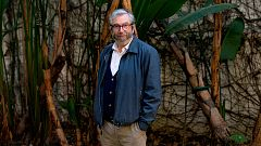 'Tus pasos en la escalera', la nueva novela de Antonio Muñoz Molina