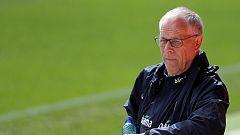 Lars Lagerbäck confía en su equipo ante España
