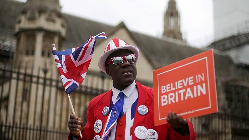 """""""Acuerdo"""", la palabra que más preocupa a los británicos"""