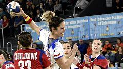 Balonmano - Torneo Internacional de España Femenino: España - Serbia