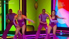 Ballet Zoom de 'La mejor canción jamás cantada'