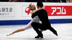 Patinaje Artístico - Campeonato del Mundo Programa Libre Danza