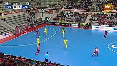 Andresito aprovecha una jugada desafortunada de la defensa jienense (1-1)