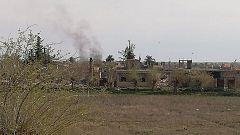 RTVE es testigo de la devastación que ha dejado tras de sí el Estado Islámico en Siria