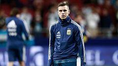 """Lo Celso: """"Tener a Messi al lado es un privilegio"""""""