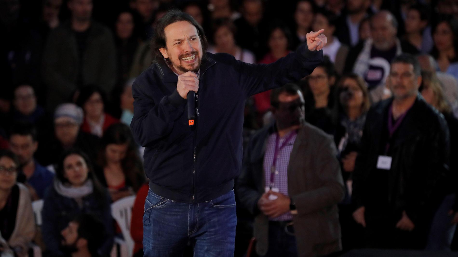 "Podemos ha dado ""vergüenza ajena"""