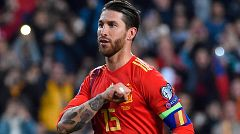 """Sergio Ramos: """"Estamos en una dinámica muy buena"""""""