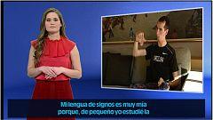 En lengua de signos - 24/03/19