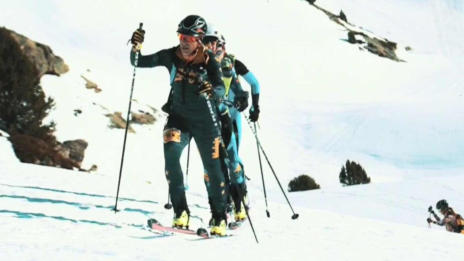 Evasión - T7 - La Sportiva Andorra Skimo - ver ahora