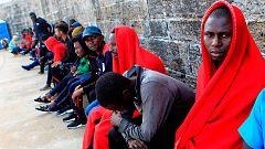 Un bombero español se enfrenta a una condena de hasta 20 años de prisión por rescatar a inmigrantes en la costa italiana