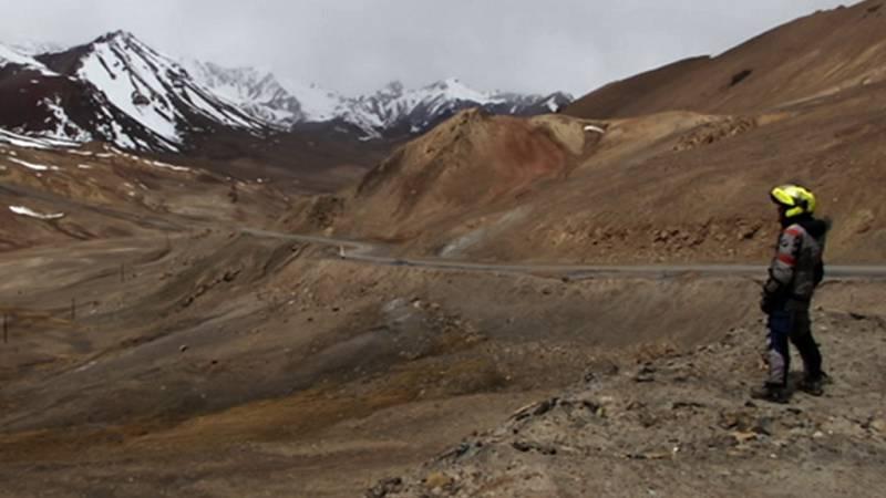 Diario de un nómada - Carreteras extremas: Más Pamir - ver ahora