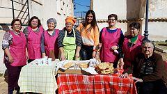 Aquí la tierra - Tortillas de San Sebastián... en Cuenca