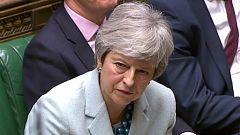 May aplaza la tercera votación sobre su acuerdo del 'Brexit'