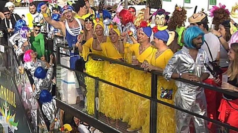 Cabalgata Carnaval de Maspalomas 2019