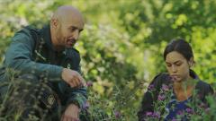 La Caza. Monteperdido - Sara y Víctor localizan el lugar donde Ana estuvo retenida