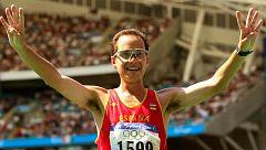 Doctor Valentín Massana, de la marcha olímpica al acelerador de parículas