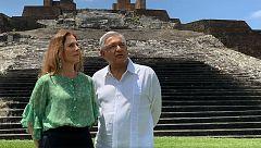 López Obrador pide a Felipe VI y al papa que se disculpen por la conquista de México