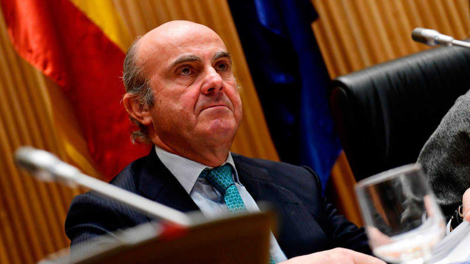 Luis de Guindos declara que durante la crisis de Bankia él estaba ocupado en evitar el rescate