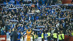 Máxima tensión entre Oviedo y Sporting