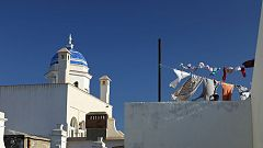 Levante fuerte el Estrecho y litorales de Alborán y posibilidad de precipitaciones en Canarias