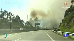 España Directo -  Incendios en Galicia